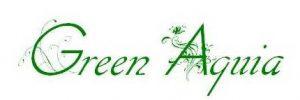 Green Aquia Logo