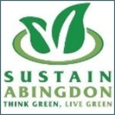 Sustain Abingdon logo