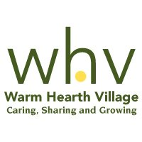 Warm Hearth Village logo