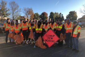 VFW Post 7327 Highway Clean-Up